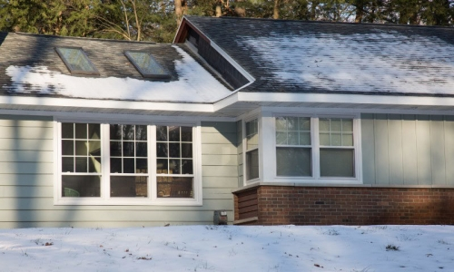 Complete Outdoor Gutter Replacement Before the Holidays