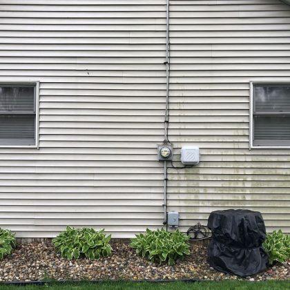 All Season Window Pressure Wash