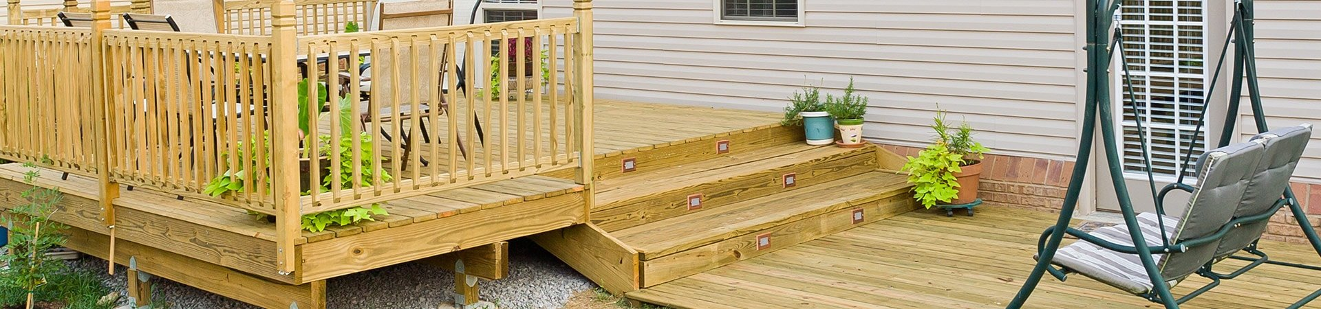 Decks, Patios, and Porches